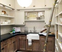 salt lake city white towel ladder kitchen traditional with butlers