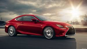 lexus sport tuned suspension 2017 lexus rc luxury sedan lexus com