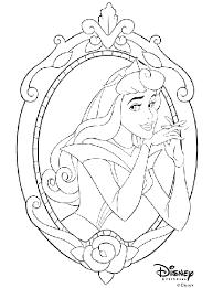 disney princess aurora coloring crayola