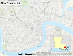 New Orleans French Quarter Map by Project Map New Orleans Area Habitat For Humanity Lakeview Phase