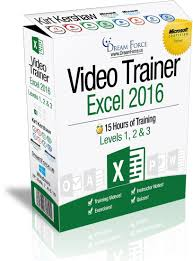amazon com excel 2016 training videos 15 hours of excel 2016