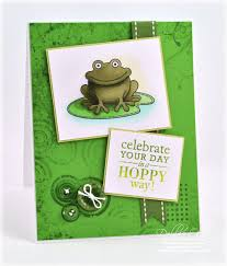 trendy tuesday u2013 frogs u0026 toads paper crafter u0027s library