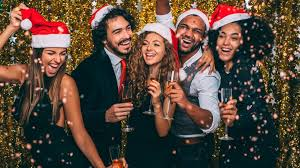christmas party the five personalities at every christmas party newsbeat