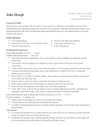 Resume Samples Marketing by Resume Sample For Merchandiser Resume For Your Job Application