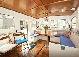 airbnb houseboats small space ideas to steal from houseboats bob vila