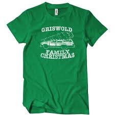 griswold vacation t shirt textual tees