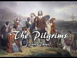 history brief thanksgiving the pilgrims part three