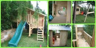 Backyard Play Equipment Australia We Can Create The Perfect Custom Cubby House For Your Backyard