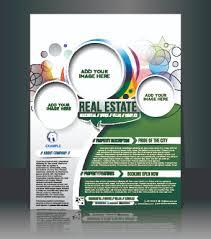free flyer design business flyer and brochure cover design vector 36 vector