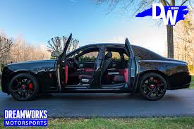 customized rolls royce rolls royce u2014 dreamworks motorsports
