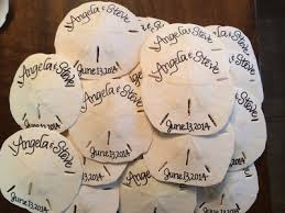 my sand dollar favors i them weddings style and decor