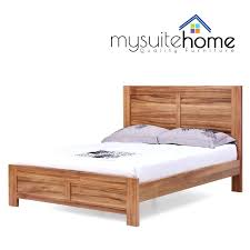 Rustic Platform Bed Bed Frames Wallpaper Wooden Queen Size Wood Frame With Drawers