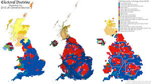 Create Electoral Map British Election Map Looks Like Maggie Simpson 950x534 Mapporn