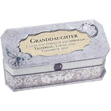 granddaughter jewelry you are my box stones finds