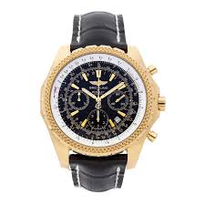 breitling bentley back breitling bentley motors special edition k2536212 b687