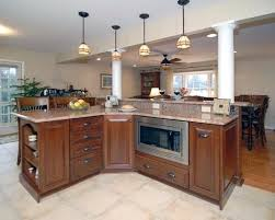 Traditional Double Sided Kitchen Two Tier Kitchen Island Full Image For Two Tier Kitchen Island