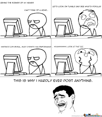 Meme At Computer - well that and the fact my computer s constantly breaking by