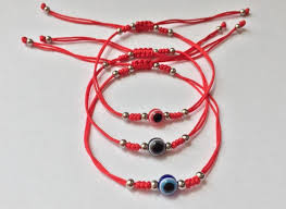 lucky red string bracelet images 3 pcs set bracelet lucky red string kabbalah evil eye protection jpg