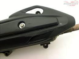 honda pcx 150 pcx150 exhaust system complete original oem