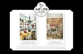 Livingroom Cafe Sisters The Living Room Cafe