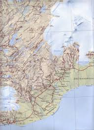 Iceland Map World Iceland Buy Maps And Travel Guides Online