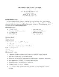 high student resume for summer internship college resume template for internship resume exle sle
