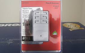Bathroom Timer Pass And Seymour Decora Style 7 Button Timer Remodeling For Geeks