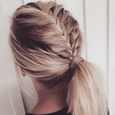 hairstyles for medium length hair with braids 60 easy updos for medium length hair