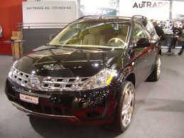 nissan murano z51 ti review nissan murano technical details history photos on better parts ltd