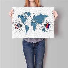 World Map Posters by Online Get Cheap Bedroom World Map Posters Aliexpress Com