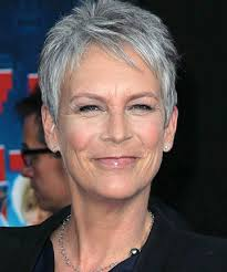 how to get the jamie lee curtis haircut jamie lee curtis how to flaunt gray hair like a celebrity page 2