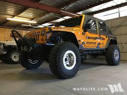 jeep wrangler unlimited half doors rubicat with rugged ridge half doors u0026 all stickered up