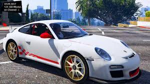 porsche 911 gt3 rs top speed porsche 911 gt3 rs 997 mk ii 2010 enb top speed test gta