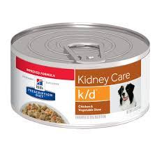 hills prescription diet dog k d 5 5 oz case chicken u0026 vegetable