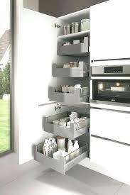 colonne de cuisine 60 cm colonne cuisine rangement cuisine cuisine cuisine pas colonne