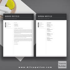 Resume Samples References by Cool Modern Resume Template Cover Letter References Word 2007