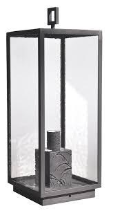 Brass Lighting Fixtures by 968 Mb1 Br P Ba Brass Pilaster Lantern Transitional Light Fixture