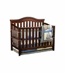 Convertible 4 In 1 Cribs Delta Venetian Lifetime 4 In 1 Convertible Crib Cherry