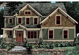 craftsman cottage style house plans craftsman style house plans frank betz associates