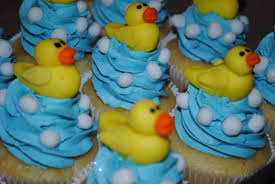 sweet confections by amanda a rubber ducky themed baby shower