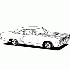 dessin de vehicules à colorier dessin de coloriage voiture