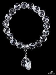 skull crystal bracelet images Skull bracelets bangles skullis gemstone crystal skulls jpg