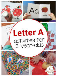 letter a activities for 2 year olds letter of the week the