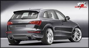 audi q5 performance parts audi q5 kit styling caractere performance and tuning parts