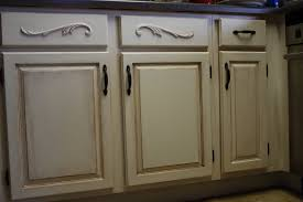antiqued cabinets home improvement design and decoration