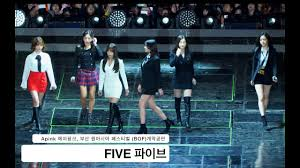 apink only one cause you u0027re my star live sbs on youtube