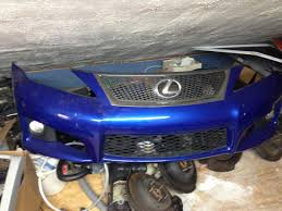 lexus isf twin turbo hp nj 2008 lexus isf front rear bumpers clublexus lexus forum