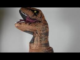 Rex Halloween Costume Toy Story Jurassic Inflatable Rex Costume Buycostumes