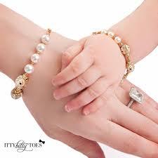childrens gold bracelets children s gold bracelet