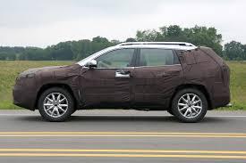 2017 jeep cherokee sport 2017 jeep cherokee spy pics wheels